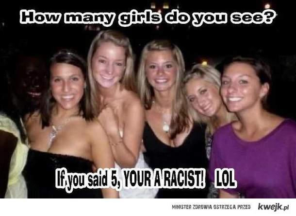 Ile dziewczyn widzisz na zdjęciu?