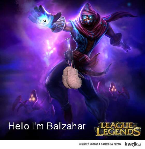 Ballzahar's