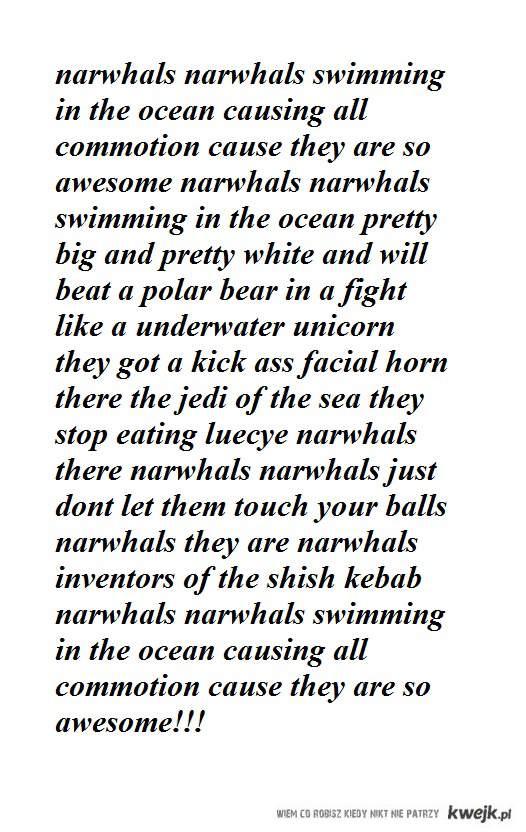 narhwals