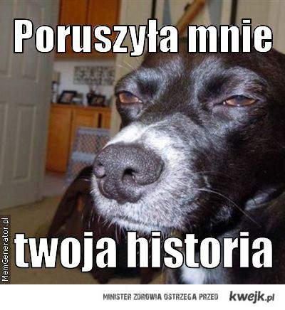 Urzekła mnie Twoja Historia