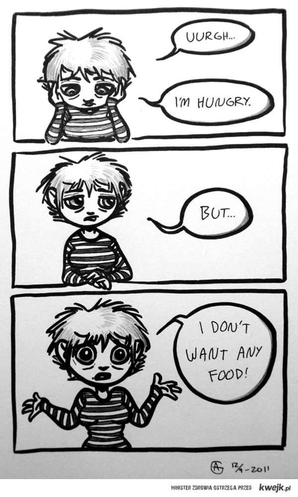 chcę i nie chcę;)