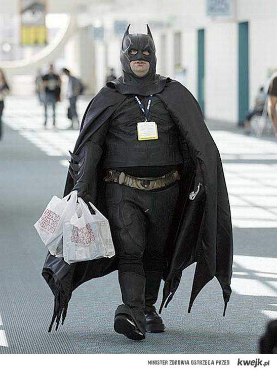 fat batman