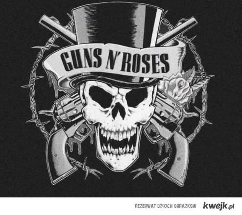 guns n roses.