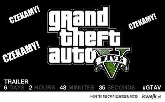 Czekamy na trailer GTA V