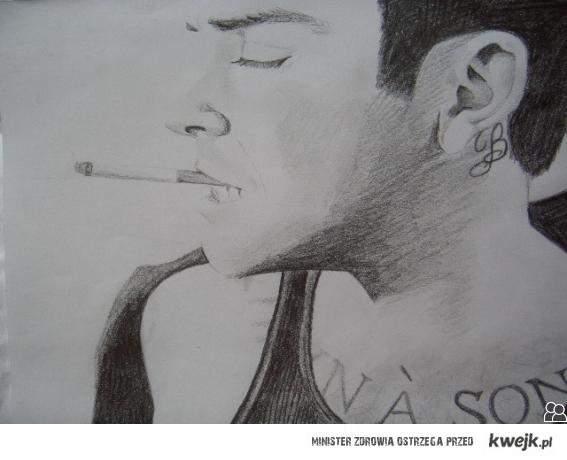Robbie Williams <3 rysunek
