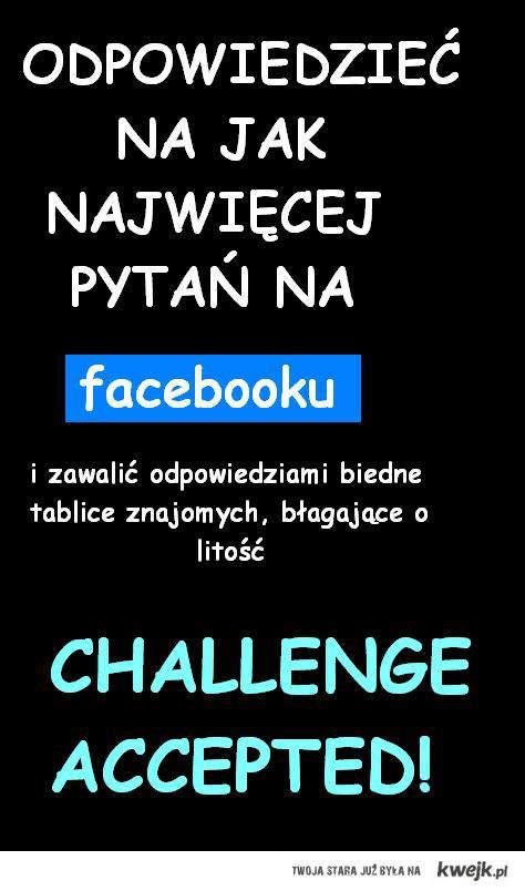 Pytania na facebooku