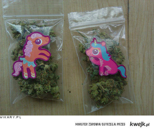 pony weed
