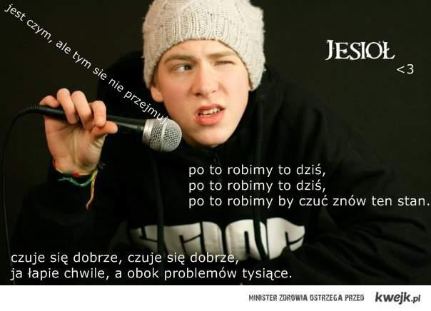 Jesioł !