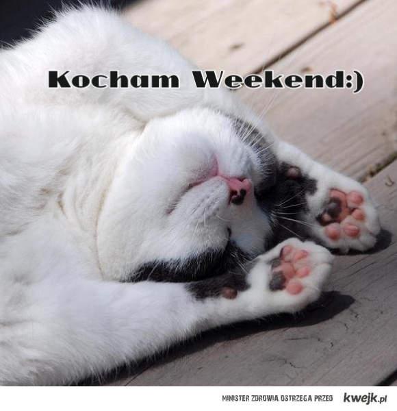 kocham weekend