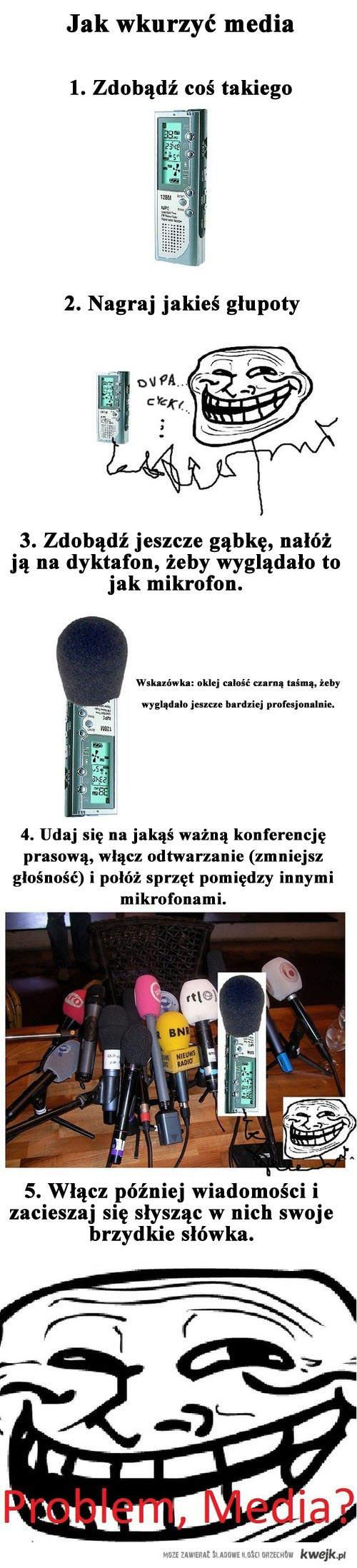 problem media? ;>
