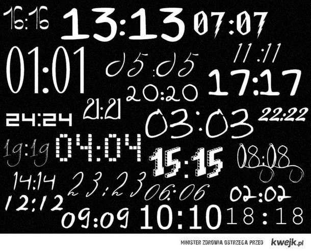 godziny