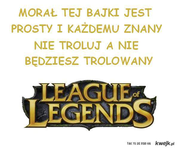 League of Trolls