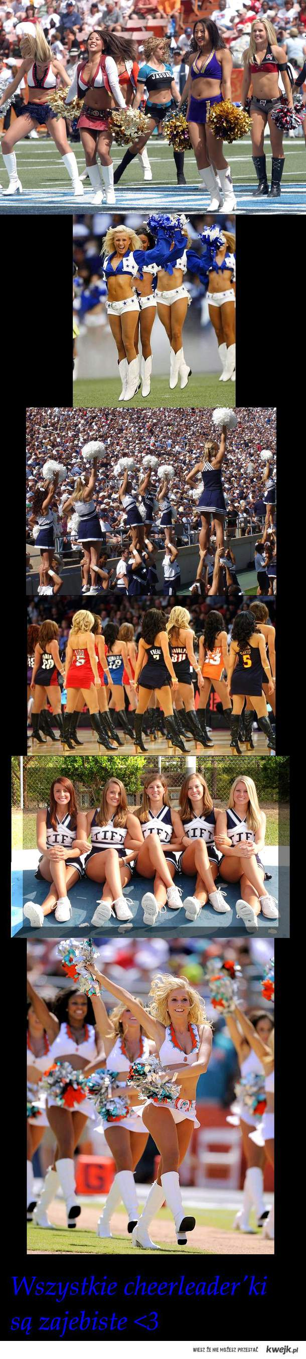 Cheerleaders <3