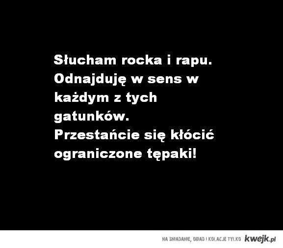 rock i rap <3