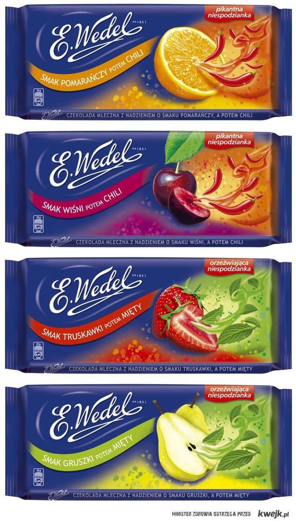 czekolada wedel <3
