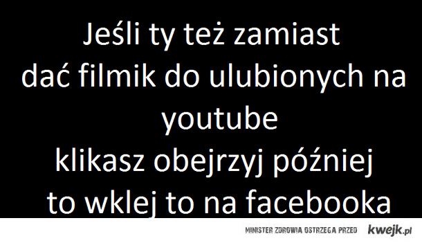 youtube..