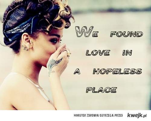 hopeless place