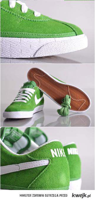Nike Blazer High Green