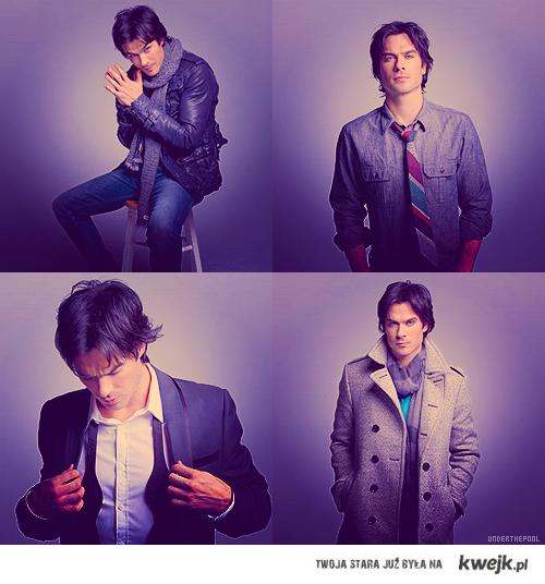 Ian's style <3