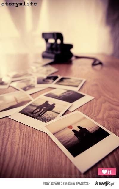 zdjęcia najlepiej oddają charakter wspomnień...