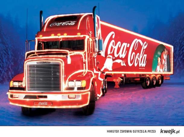 Świąteczna Reklama Coca Coli <3