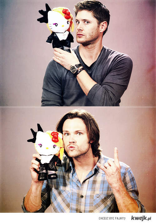 Jensen and Jared ; DD