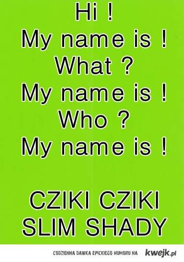 cziki cziki