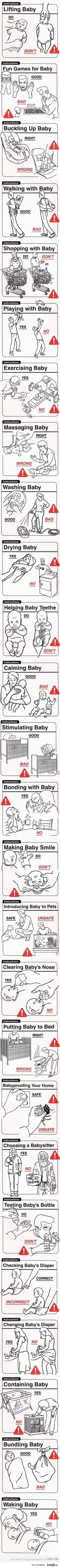 Jak postępować z dzieckiem.