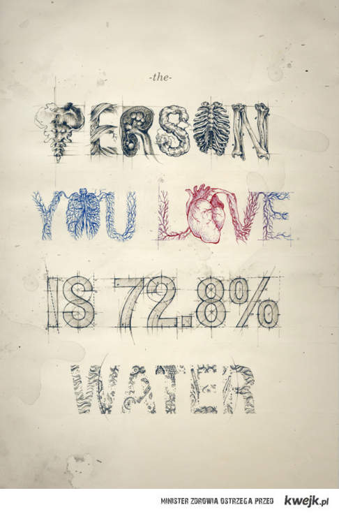 the person you love...