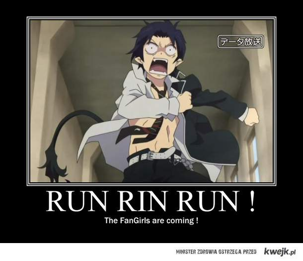 Biedny Rin XD