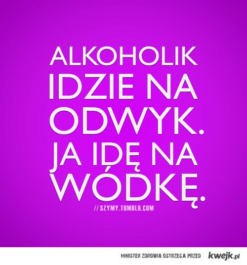 just vodka, please.