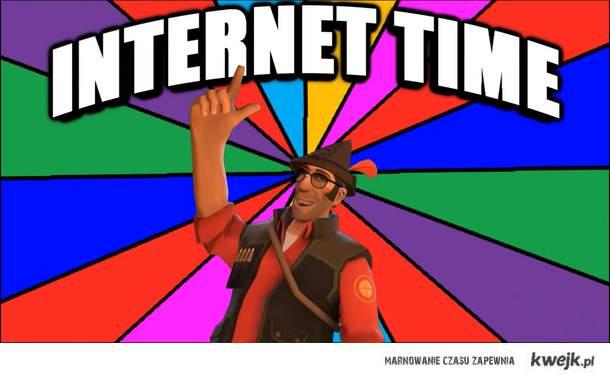 Internet taim