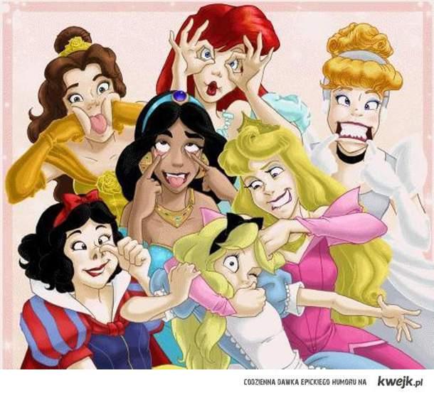 prawda o księżniczkach