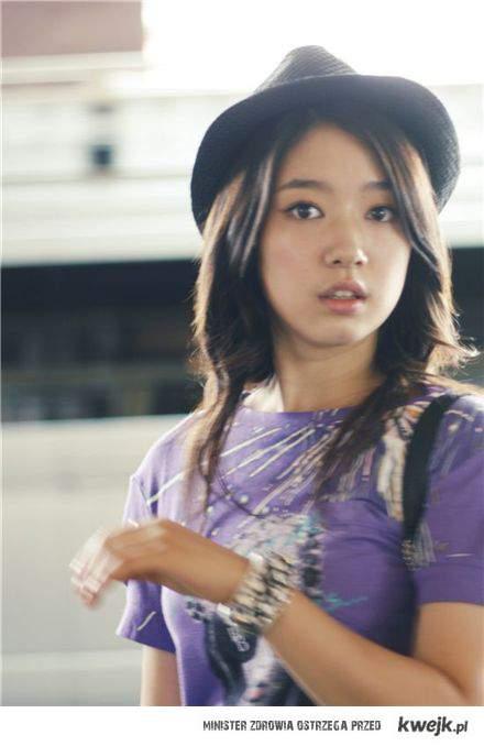 Śliczna Shin Hye