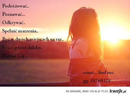 come.. find me