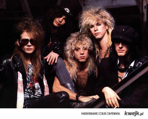 Guns N' Fuckin' Roses!