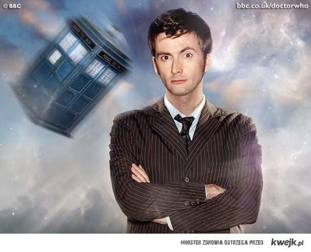 Doktor Who- kto oglądał ten wie , a kto nie to dużo traci ;)