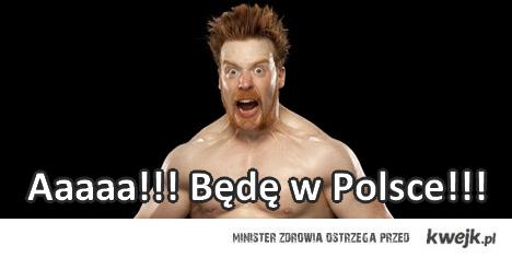 WWE w Polsce