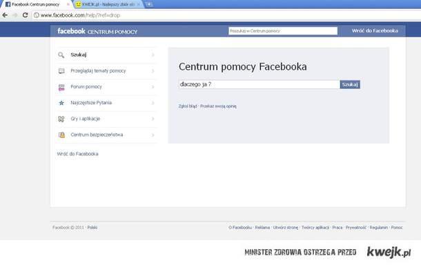 Centum pomocy facebook