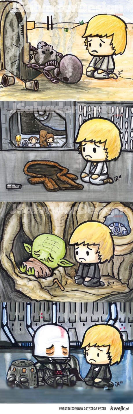 historia luke'a skywalkera