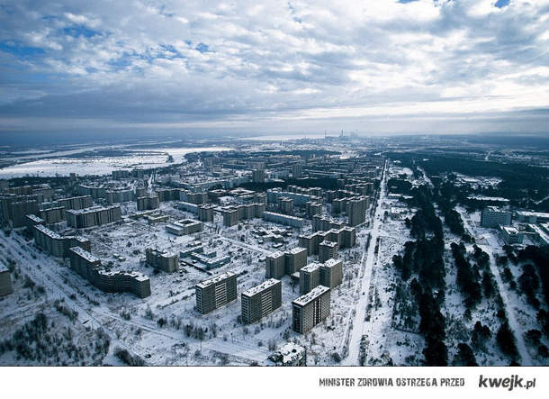 Prypeć Czarnobyl