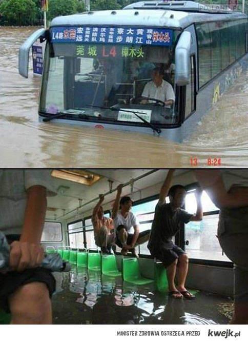 jazda autobusem