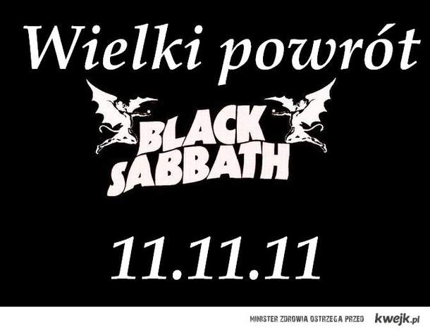 Powrót Black Sabbath