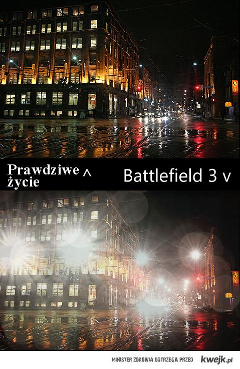 życie - battlefield