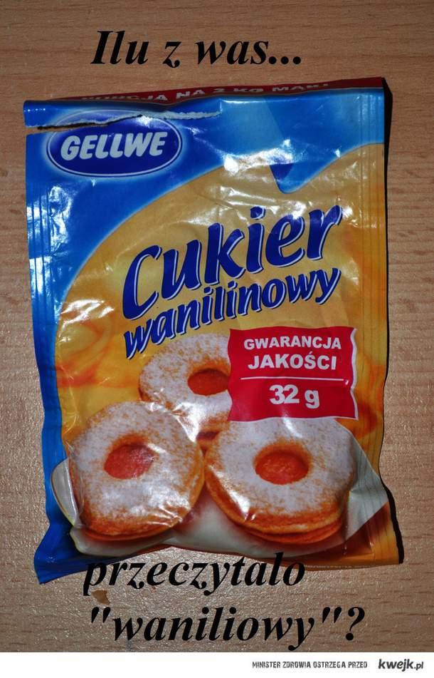 Cukier wanilinowy