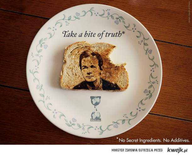Bite of truth