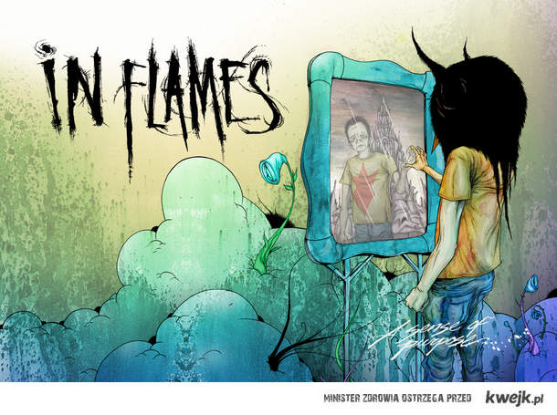 In Flames - A sense of purpose.