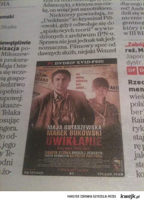 Gazeta Wyborcza DVD-Rip