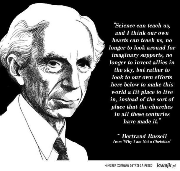 Bertrand Russelll