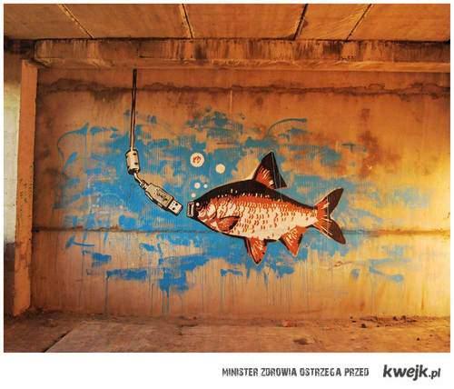 łowienie ryby